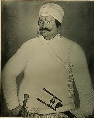 French India - A portrait of Ananda Ranga Pillai