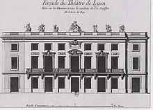 Ex teatro Soufflot di Lione