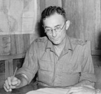 Charles Groves Wright Anderson - Anderson in Thailand, 14 September 1945