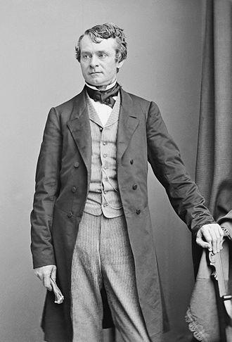1863 Pennsylvania gubernatorial election - Image: Andrew Curtin 2