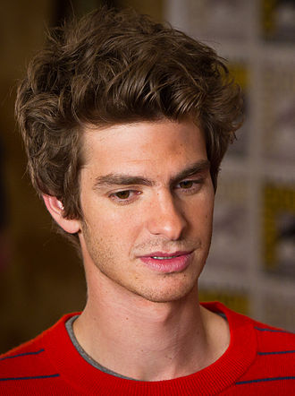 Andrew Garfield - Garfield at the 2011 San Diego Comic-Con International