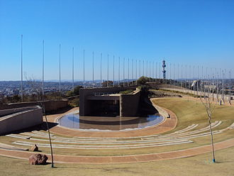 Freedom Park (South Africa) - Amphitheatre - Freedom Park