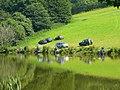 Anglers at Hartleton - geograph.org.uk - 899846.jpg