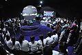 Anil Shrikrishna Manekar Addresses - Science On a Sphere Inauguration - Science City - Kolkata 2016-07-01 5478.JPG