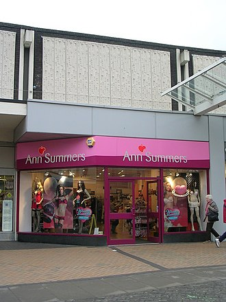 Ann Summers - Ann Summers store in West Yorkshire