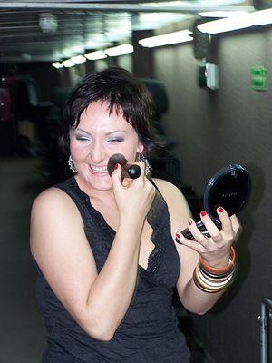Anna Stępniewska - young polish jazz singer