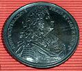 Anonimo, medaglia di luigi XIV, argento.JPG