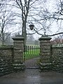 Another entrance to Glebe House, Slaidburn - geograph.org.uk - 624289.jpg