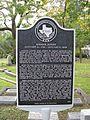 Anson Jones - Texas State Historical Marker.jpg