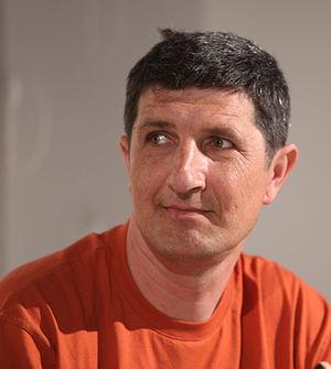Ante Tomić (writer) - Tomić in 2010