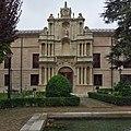 Antiguo Colegio de San Ambrosio (Valladolid). Portada.jpg