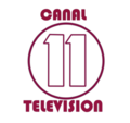 Antiguo logo de Canal Once (Canal Once Televisión).png