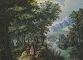 Anton Mirou - An Elegant Pair in a Landscape 209L13033 6XXFY.jpg