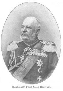 Antoni Wilhelm Radziwiłł