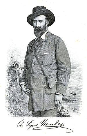 António Lopes Mendes - Image: Antonio Lopez Mendes