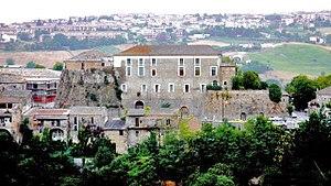 Apice - Image: Apice castello