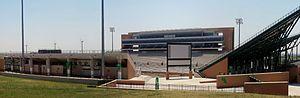 Apogee Stadium - Image: Apogee Stadium back