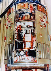 Apollo 15 SM SIM bay (NASA)