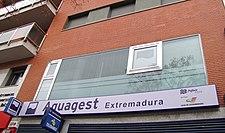 Aquagest extremadura wikipedia la enciclopedia libre for Oficinas caja extremadura