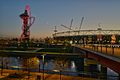 Arcelormittal Orbit and Olympic Stadium (15620946496).jpg