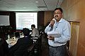 Arijit Dutta Choudhury - Indo-Finnish-Thai Exhibit Development Workshop Presentation - NCSM - Kolkata 2014-11-24 9579.JPG