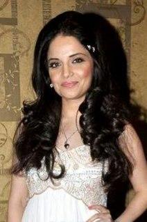 Canadian actress and model of Pakistani origin