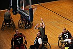 Army wheelchair basketball team scrimmages with the Marine Corps team 140709-F-QE915-005.jpg