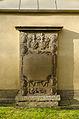 Arnstein, Katholische Pfarr- und Wallfahrtskirche Maria Sondheim, Exterior, Epitaphe, 009.jpg