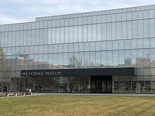 Anchorage Museum Museum in Anchorage, Alaska