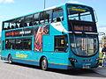 Arriva Buses Wales Cymru 4487 CX61CDV (8678954906).jpg