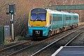 Arriva Trains Wales, Class 175, 175109, Shotton Low Level railway station (geograph 3800347).jpg