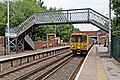 Arriving at Rice Lane Railway Station (geograph 2995893).jpg