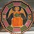Artista fiorentino, desco da parto con diana e atteone e, sul retro, la giustizia, 1395 ca. 03.JPG