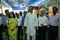 Arundhaty Ghosh - Manish Gupta - Saroj Ghose with NCSM Dignitaries Visit Mobile Science Exhibition - Inaugural Function - MSE Golden Jubilee Celebration - Science City - Kolkata 2015-11-17 4932.JPG