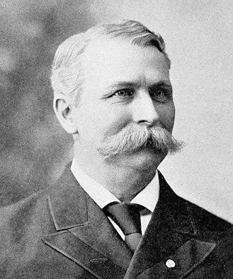 1898 United States Senate election in Ohio - Governor Asa S. Bushnell