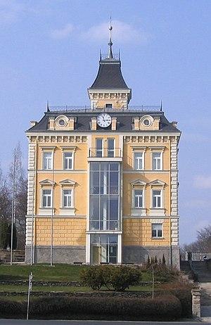 Aš - Town hall