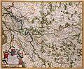 Atlas Van der Hagen-KW1049B10 074-Celssissimo Potentissimo Invictissimoq- PRINCIPI FREDERICO GUILIELMO II D G MARCHIONI BRANDENBURGICO SRIELECTORI ac ARCHICAMERARIO etc Hanc Exactiismam CLIVIAE DUCATUS et MARCHIAE COMITATUS Tabulam.jpeg