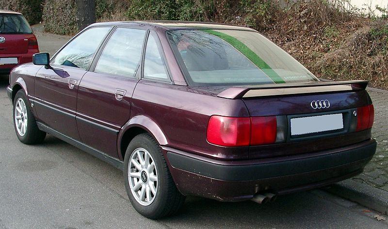 U0424 U0430 U0439 U043b Audi 80 B4 Rear 20080108 Jpg