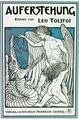 Auferstehung. Von Leo Tolstoi, 1900.png