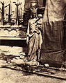 Auguste Mestral, Sculpture of Virgin and Child, Notre Dame, Paris, ca. 1851.jpg