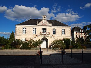 Aunac - Town hall