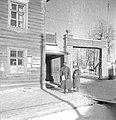 Aunus, Postitalon edustalta, SAKuva-62747.jpg
