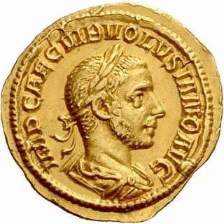 Volusianus Roman emperor