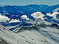 Ausblick von der Skipiste Vorab Gletscher - Alp Ruschein - panoramio.jpg