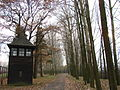 Auschwitz II-Birkenau - Death Camp - Watchtower and Woods - Oswiecim - Poland - 02.jpg