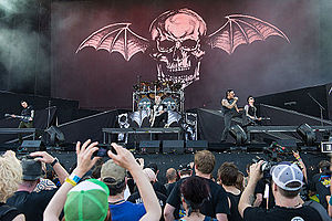 Avenged Sevenfold-Rock im Park 2014 by 2eight DSC5963.jpg
