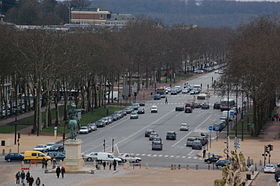 Image illustrative de l'article Avenue de Paris (Versailles)