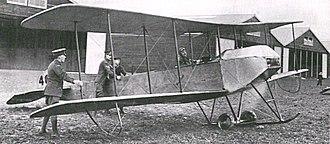 Avro 500 - Image: Avro 500
