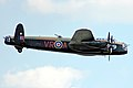 Avro Lancaster VR-A flying.jpg