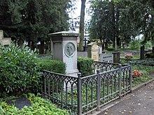 Schlegels Grab auf dem Bonner Alten Friedhof (Quelle: Wikimedia)